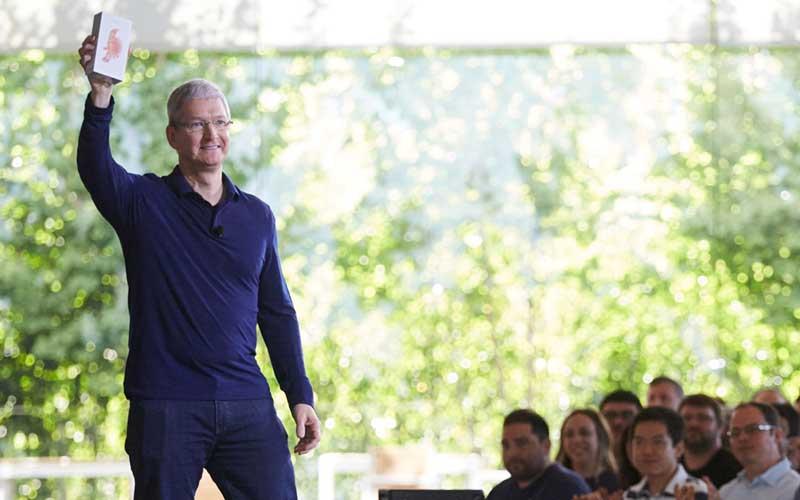 Apple To Manufacture iPhones In Bengaluru