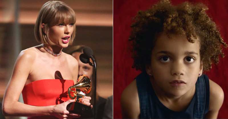 Taylor Swift 2016 Grammy Speech