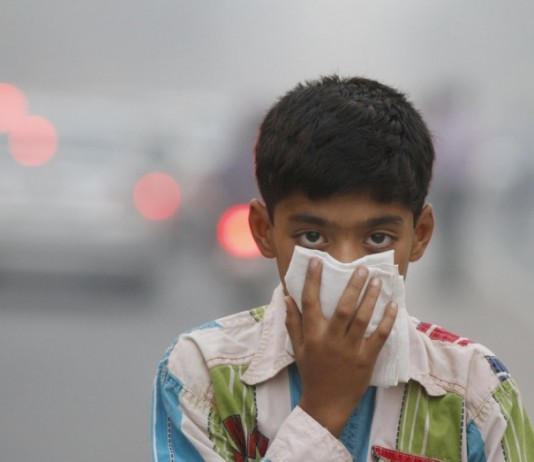 Delhi And The Deadly Air