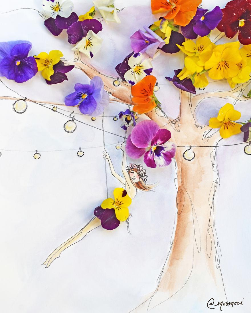Beautiful Fashion Illustrations