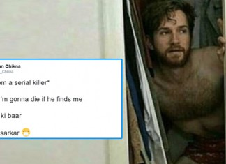 Hiding From A Serial Killer