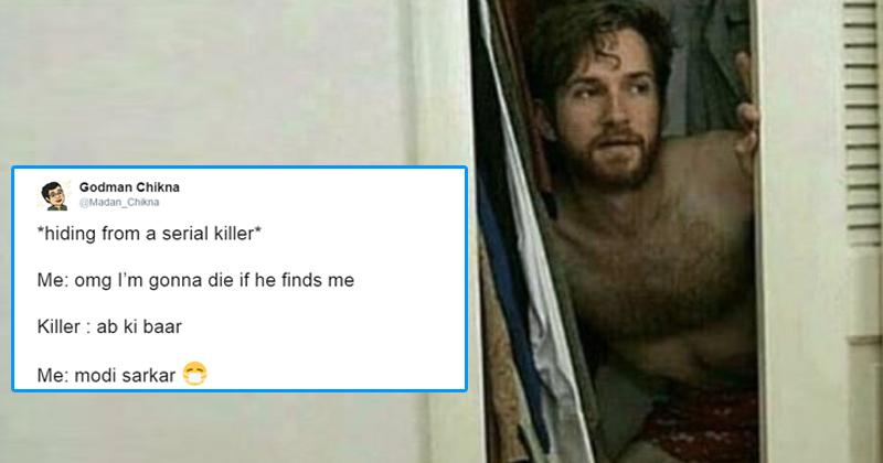Hiding From A Serial Killer