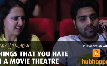 This Hilarious Video Perfectly Sum Ups What We Really Hate While Watching A Movie!