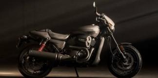 Harley-Davidson Street Rod 750