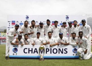 India vs Australia 2017 Border-Gavaskar Trophy