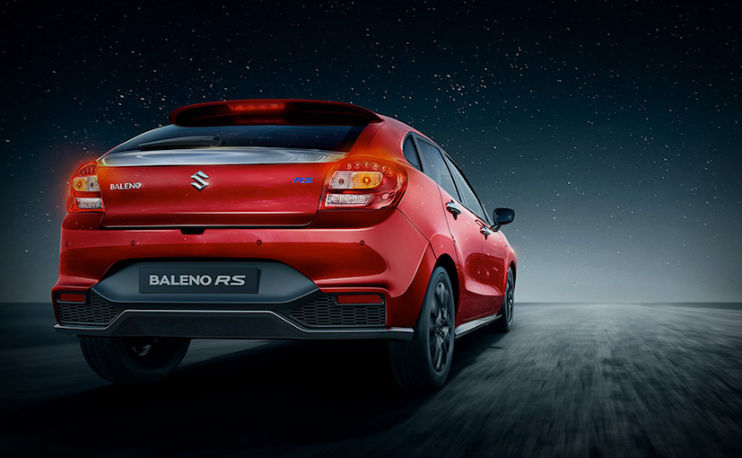 Maruti Suzuki Baleno Rs Is This The Ride For You