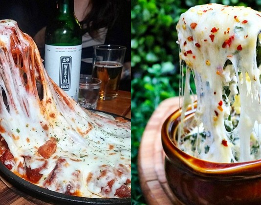 These 15 Cheesy Items Would Give You The Best Foodgasm Of Your Life