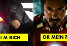 avengers vs justice leaque