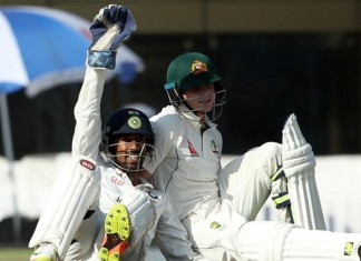 Saha and Steven Smith