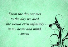 Quotes By Atticus