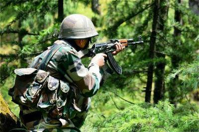 Kashmir Infiltration Bid