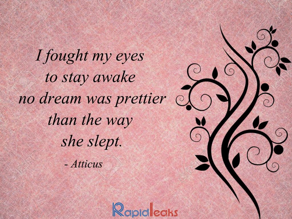 15 Quotes By Atticus