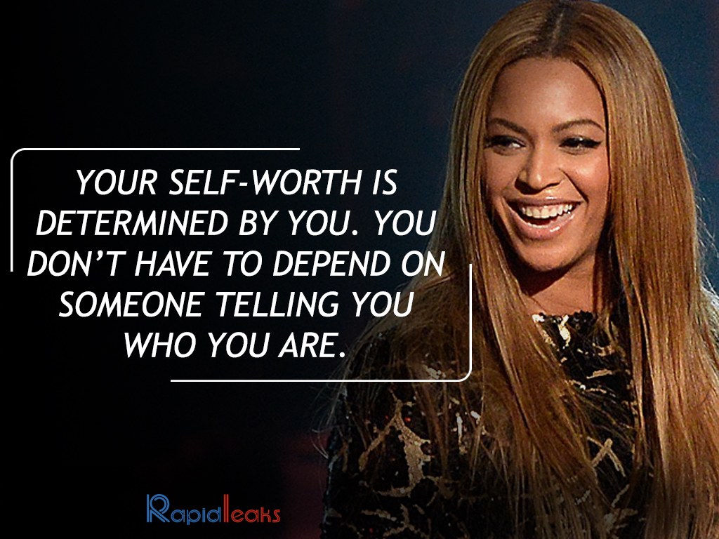 10 Quotes By Beyonce That Will Give You The Courage To Be ...
