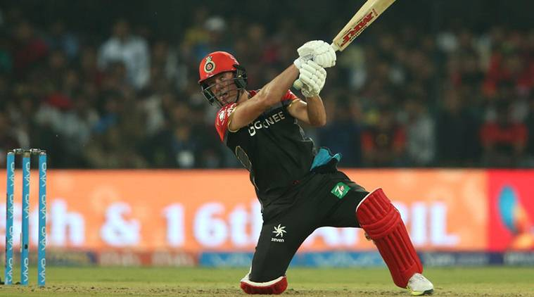 Watch: AB de Villiers Is Back With a Bang in IPL 2017