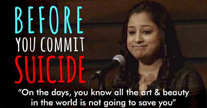 Before You Commit Suicide By Ishmeet Nagpal