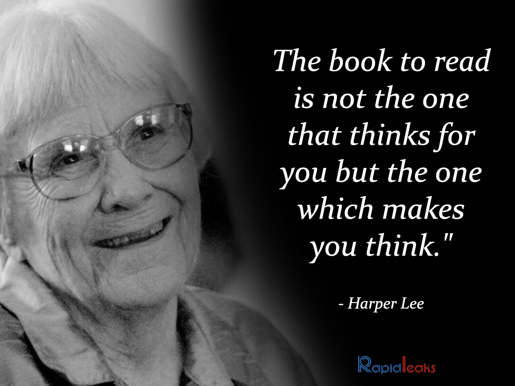 Harper Lee Quotes 2