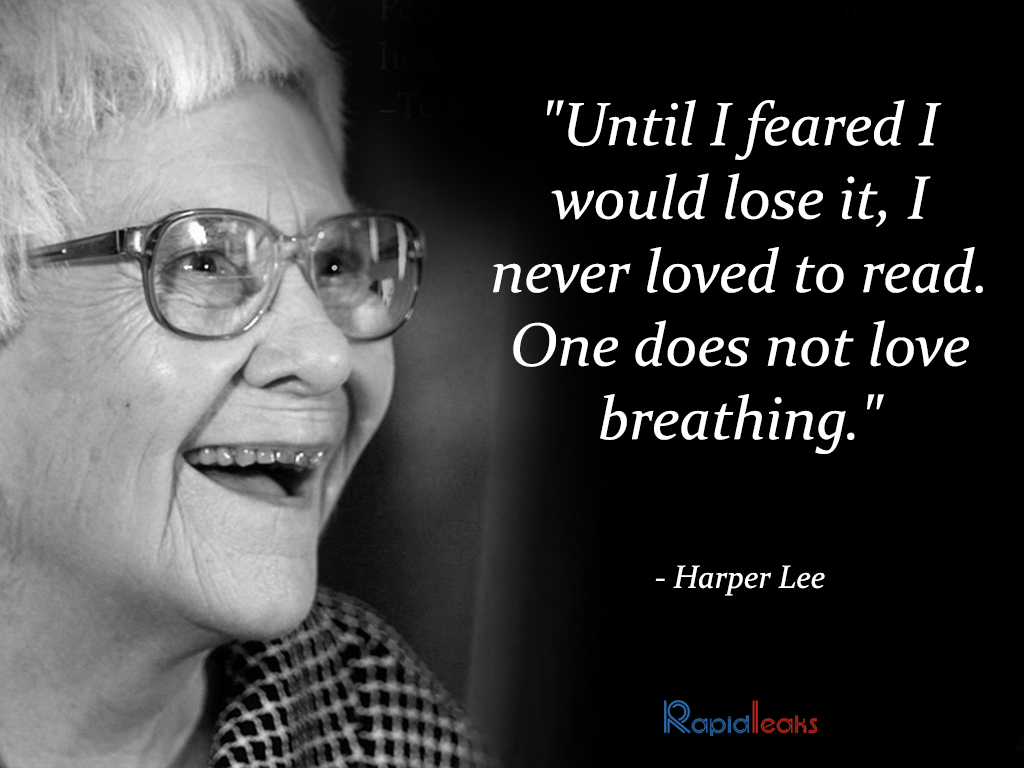 Harper Lee Quotes 3