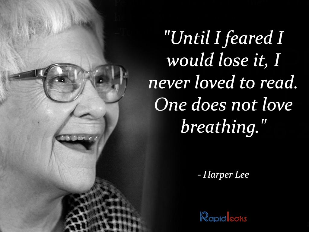Harper Lee Quotes 3