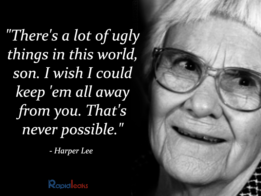 Harper Lee Quotes 4
