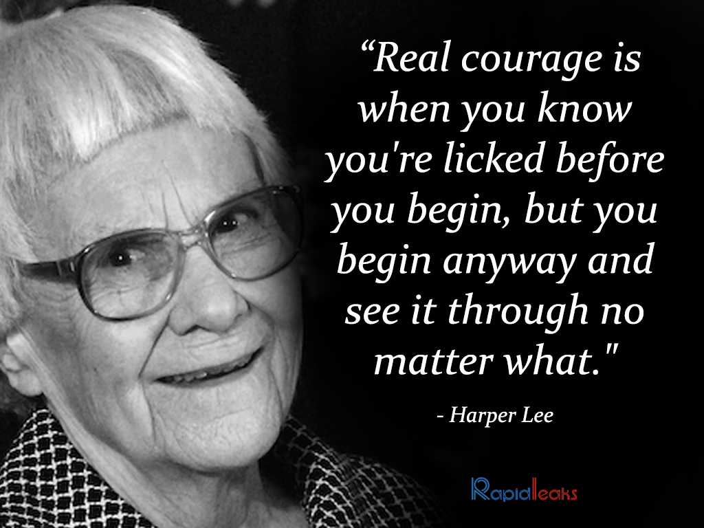 Harper Lee Quotes 5