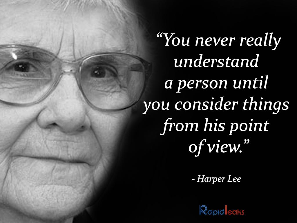 Harper Lee Quotes 6