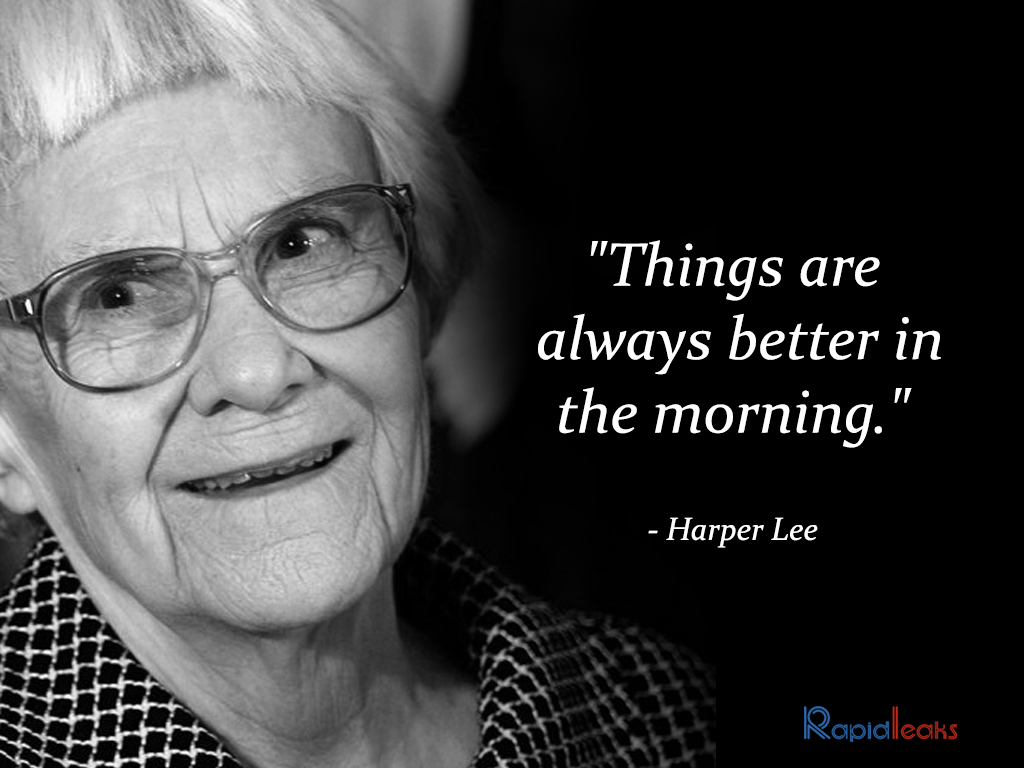 Harper Lee Quotes 7