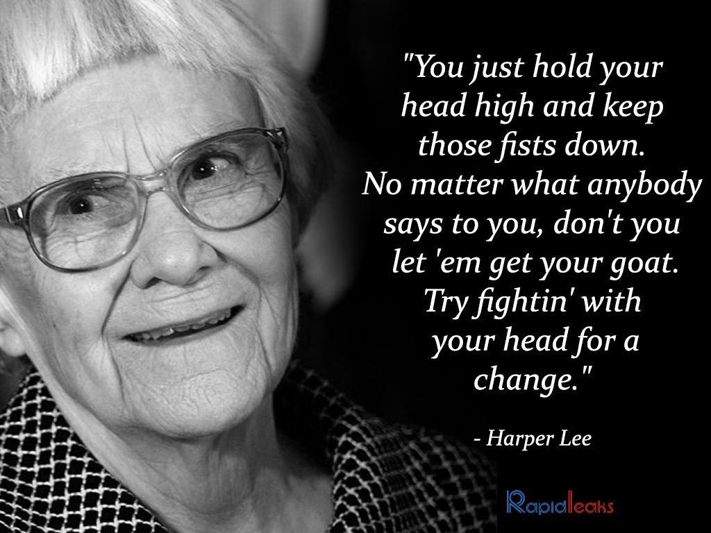 Harper Lee Quotes 8