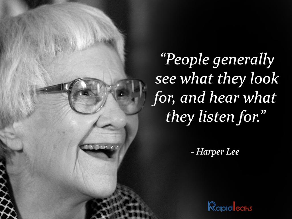 Harper Lee Quotes 9