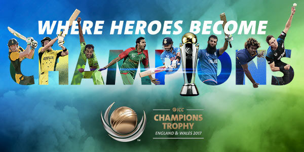 ICC Champions Trophy 2017 Schedule Download Image