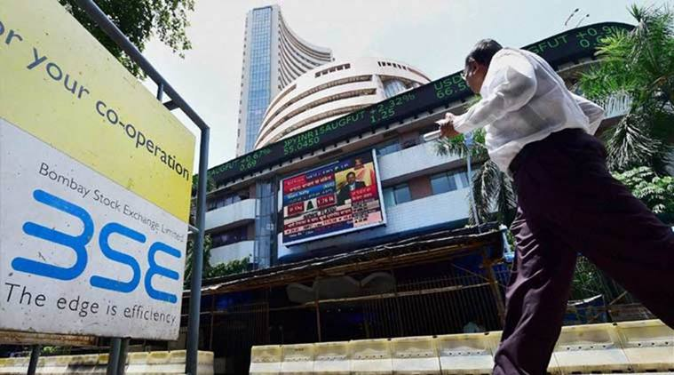 Market Opens in Red as Sensex Slips, Rupee Slips further Against US Dollar