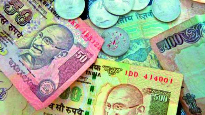 Rupee Softens Against US Dollar