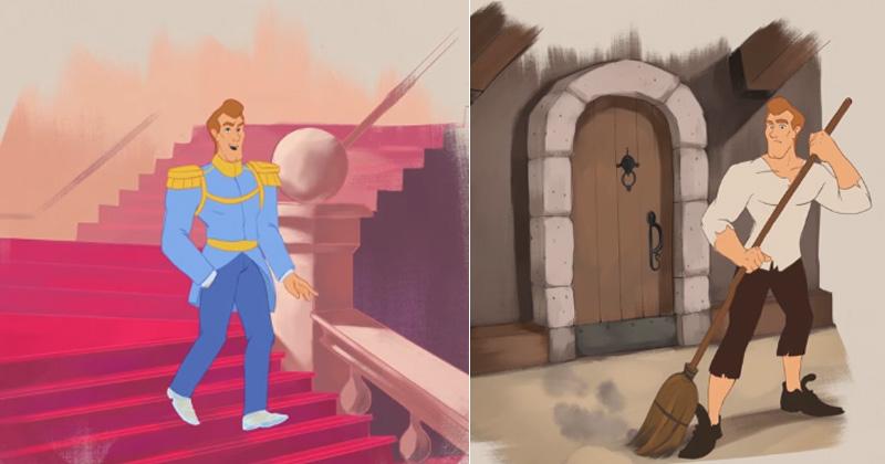 Cinderella Were A Guy