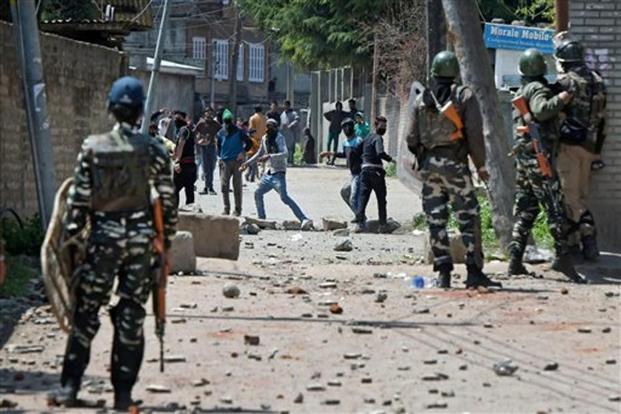 Srinagar Lok Sabha poll