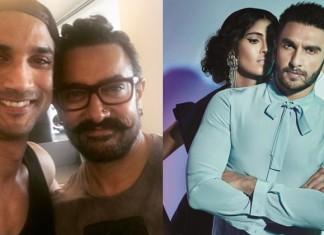Aamir Khan and Ranveer Singh