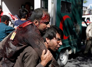 Blast Near Indian Embassy in Kabul, Dozens Injured