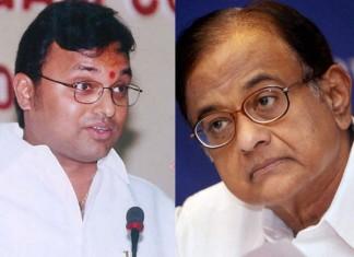 CBI raids P Chidambaram's Residence in Chennai