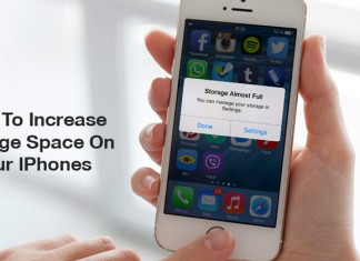 How To Boost Your iPhone's Storage Capacity