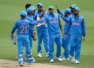 Indian Cricket Team ICC CT17
