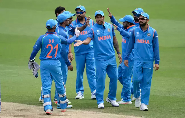 Indian Cricket Team ICC CT17