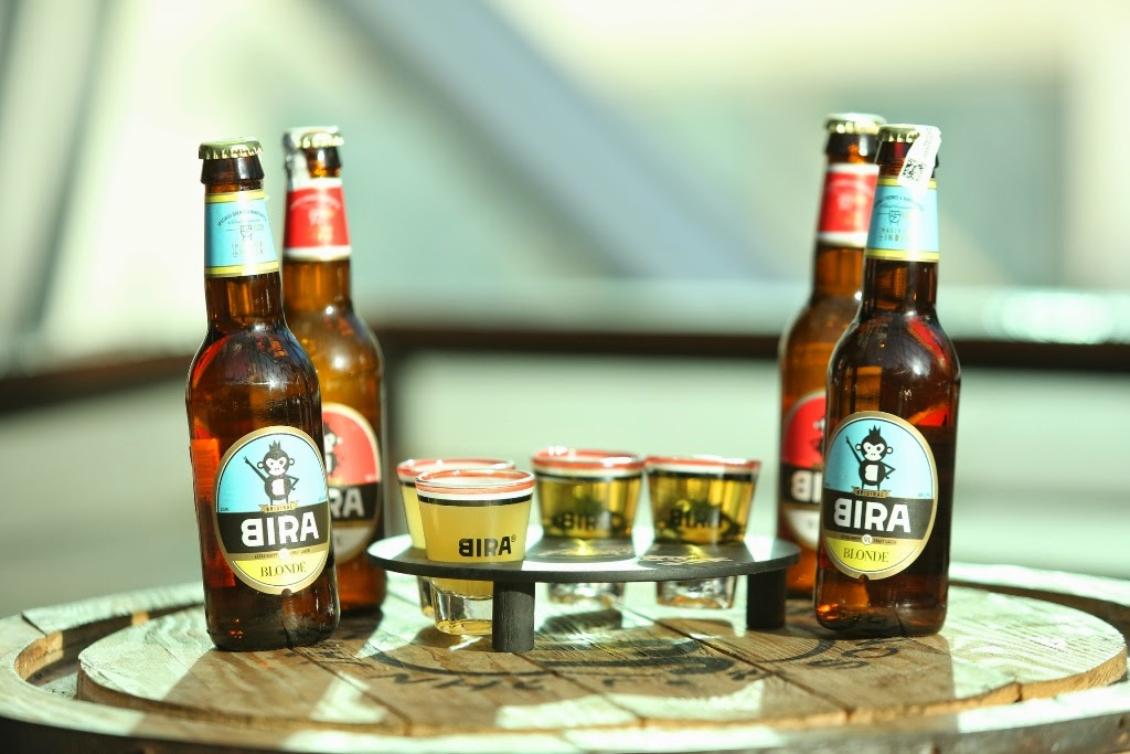 Omg bira just launched the first low calorie beer and for Calories in craft beer