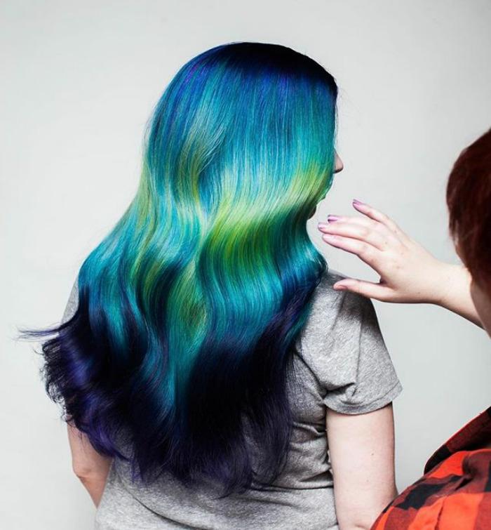Shine Line Hair
