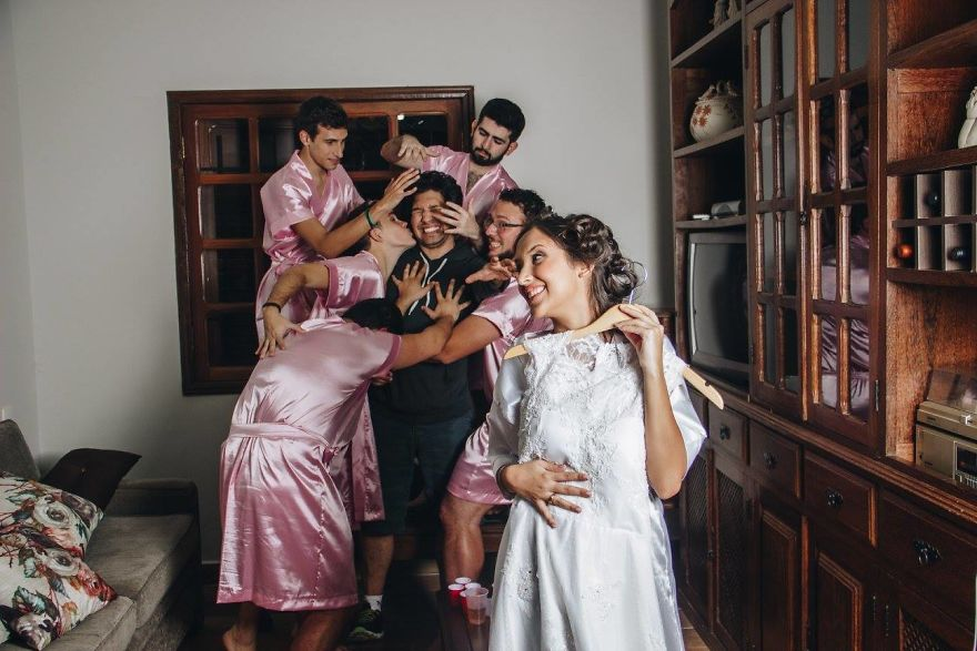 male bridesmaids 2