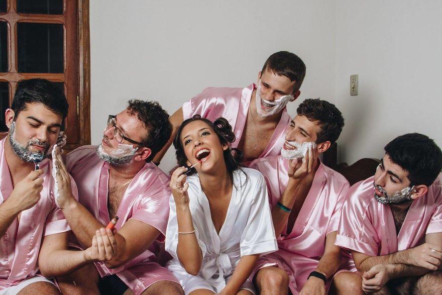 male bridesmaids 4