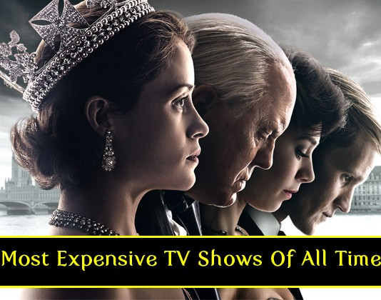 Most Expensive TV Shows