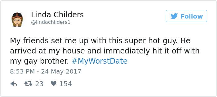 worst date 1