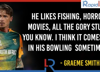 Dale Steyn Quotes