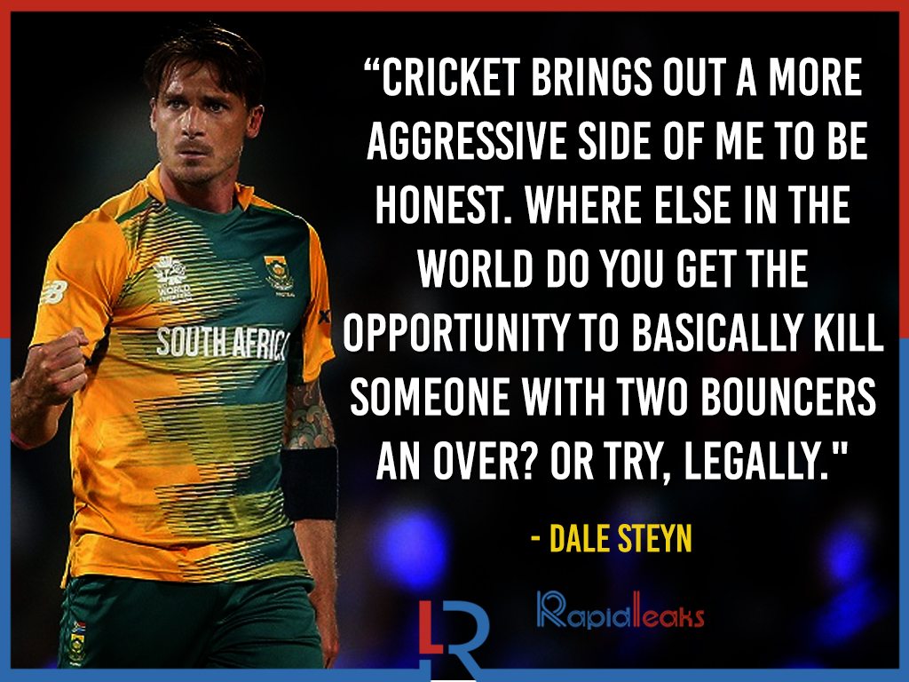 Dale Steyn Quotes 7