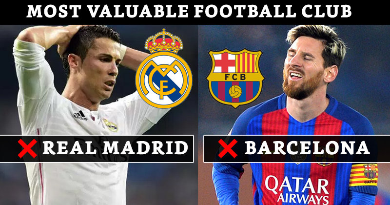 Forbes Announces The List Of World's Most Valuable Football Clubs