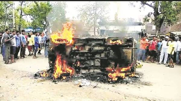 Jharkhand Section 144 Imposed in Ramgarh After The lynching Incident