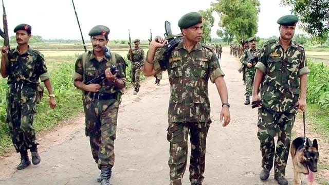 Nagaland Encounter Three Terrorists Killed, One Indian Security Officer Martyred